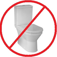 Do not flush these things down your toilet in phoenix arizona 59 rooter plumbing service in - Things never flush ...
